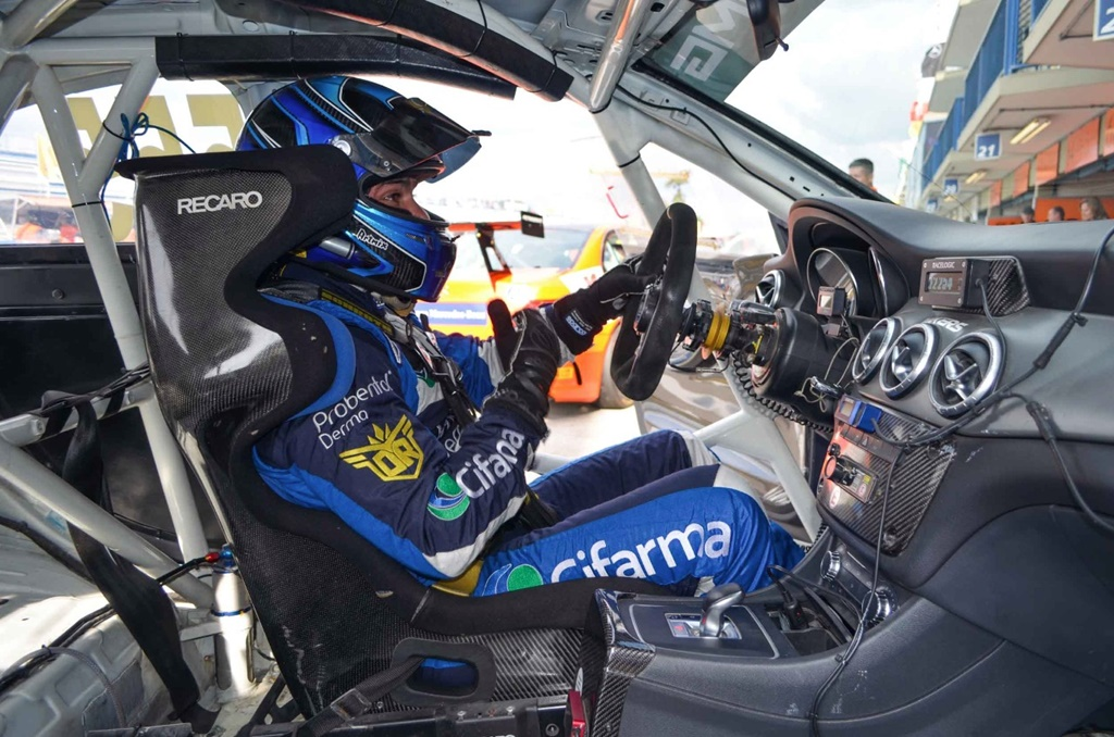 Photo of Mercedes-Benz Challenge – Em Tarumã, Rsports Racing considera treino produtivo