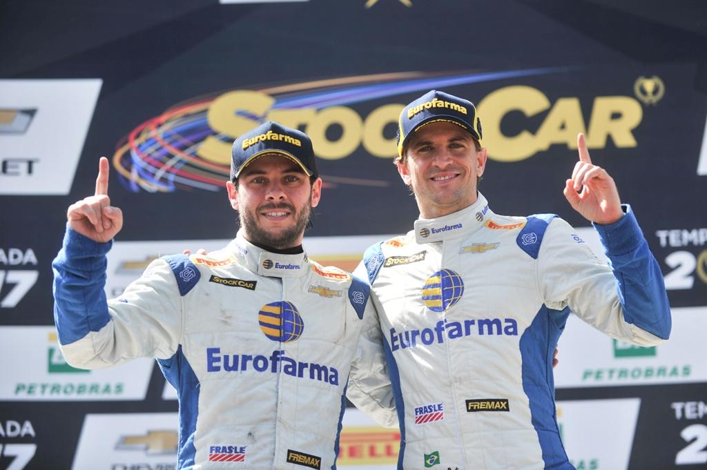 Photo of Stock Car – Eurofarma RC faz a festa em Tarumã e vence as duas corridas