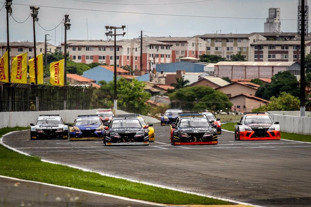Photo of Sprint Race – João Rosate (PRO) e Carlos Souza (GP) vencem a primeira corrida em Londrina