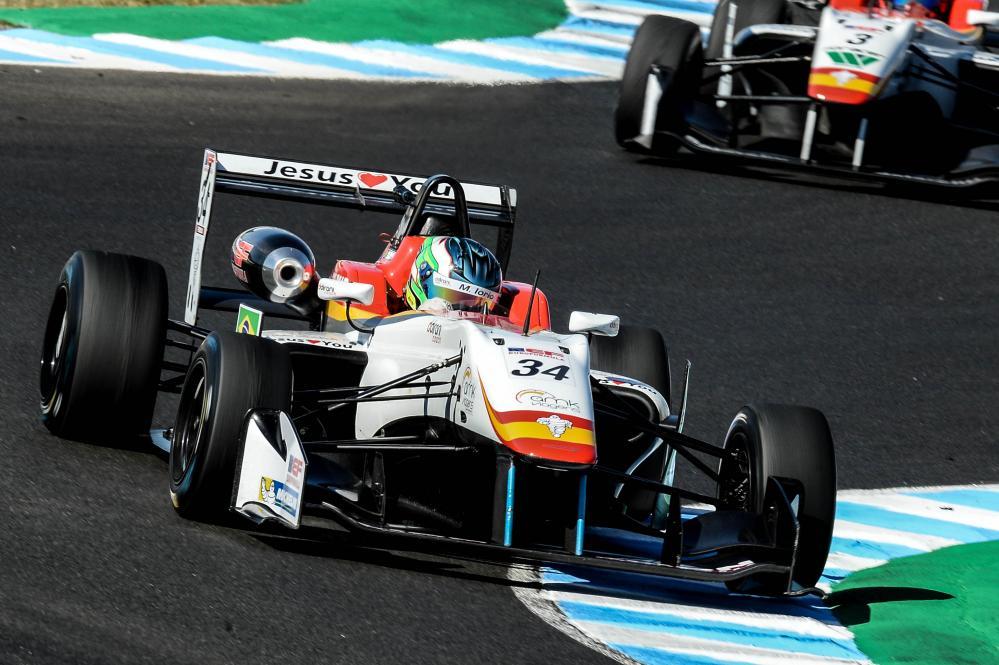 Photo of Euforormula F3 Open – Em Jerez de la Frontera, Matheus Iorio faz seu melhor treino na temporada.