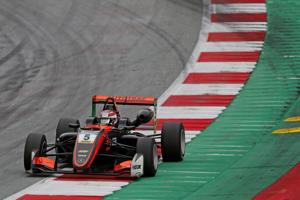 Photo of F3 Euro – Pedro Piquet encerra sua segunda temporada da FIA Fórmula 3 Euro na Alemanha