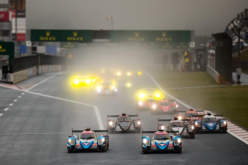 Photo of FIA WEC – Trio de Nelsinho Piquet abandona tumultuada corrida disputada sob chuva em Fuji