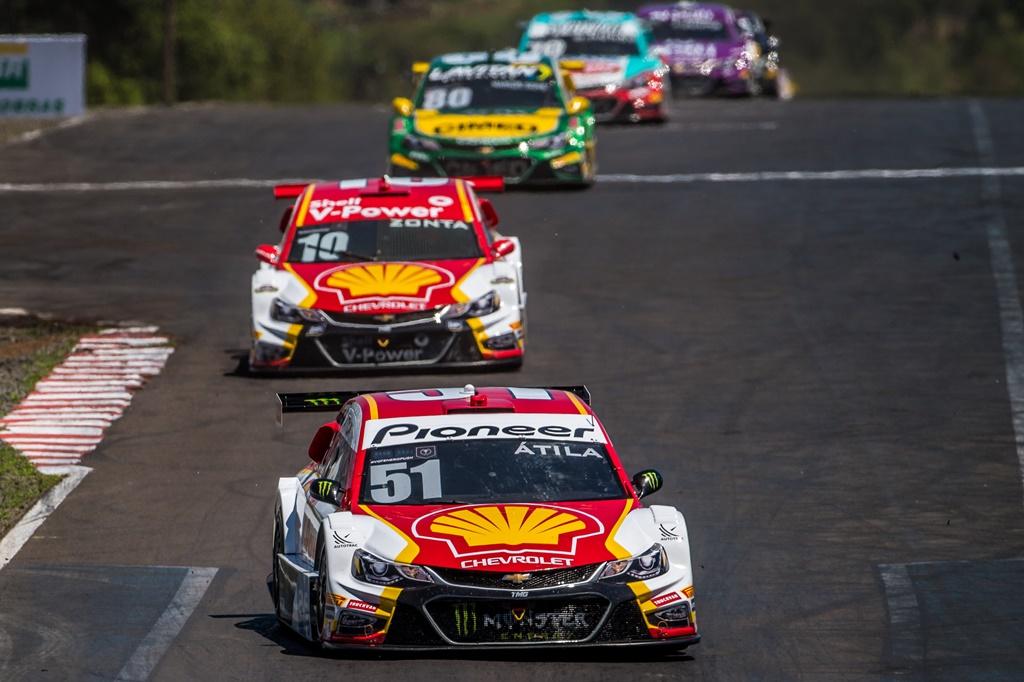 Photo of Stock Car – Na pista, Shell Racing vence em Tarumã com Ricardo Zonta; fora da pista, time recorre de punição imposta pelos comissários