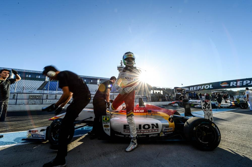Photo of Euroformula F3 Open – Matheus Iorio encerra primeira temporada no automobilismo europeu