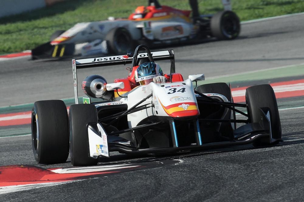 Photo of Euroformula F3 Open – Matheus Iorio termina primeira temporada na Europa entre os dez primeiros.