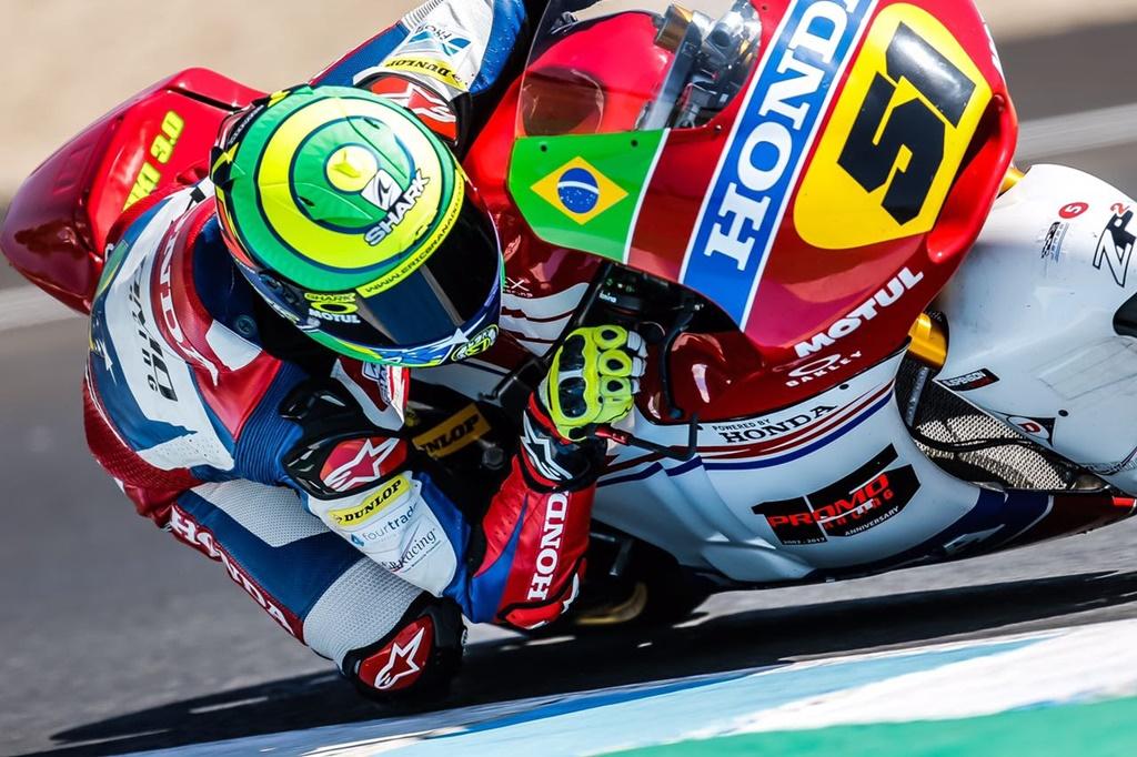 Photo of Europeu Moto2 – Eric Granado finaliza primeiro dia de treinos em Aragón