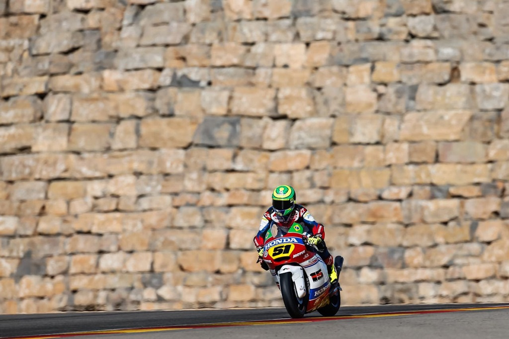 Photo of Europeu Moto2 – Eric Granado garante lugar na primeira fila do grid de largada em Aragón