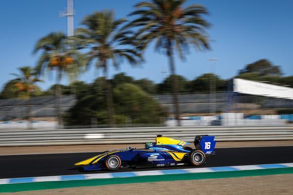 Photo of GP3 Series – Bruno Baptista visa corrida de recuperação neste domingo em Jerez