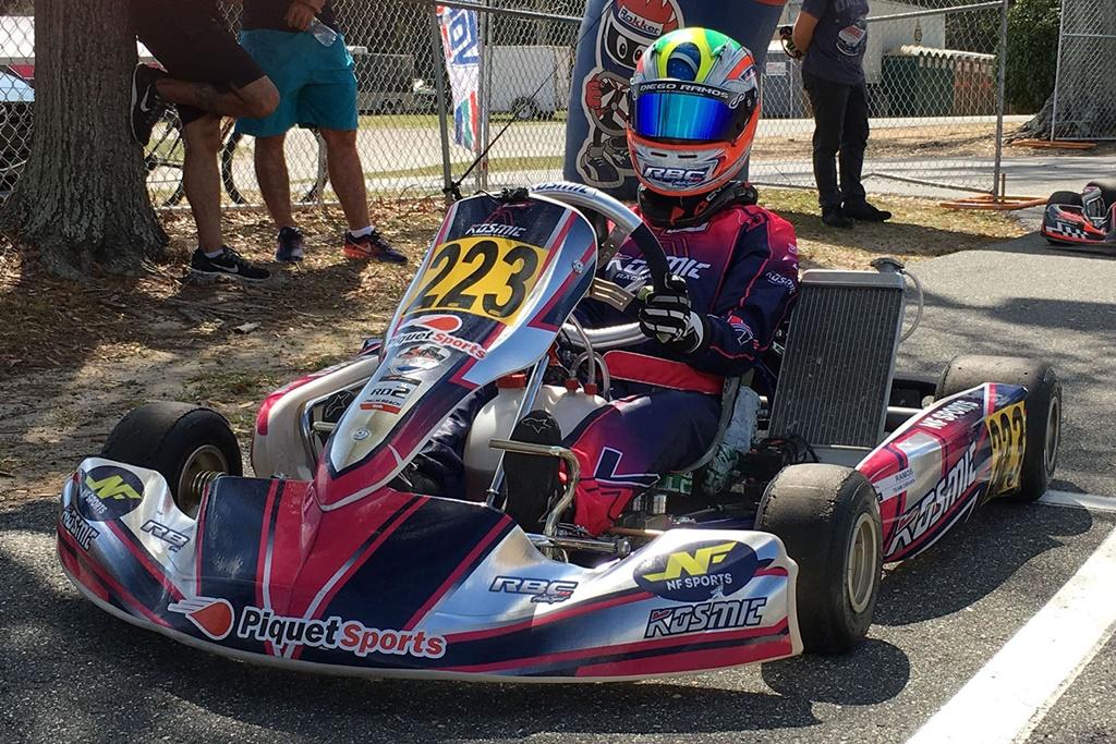 Photo of Kart – NF Piquet Sports firma parceria grandiosa com a RBC Motorsport