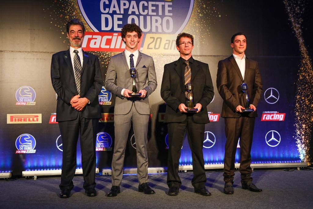 Photo of Premiacao – Matheus Leist é premiado com o Capacete de Ouro de 2017