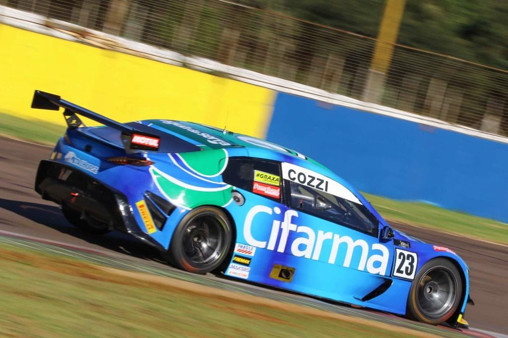 Photo of Brasileiro de Turismo – Rsports terá o goiano Giuseppe Vecci no grid ao lado de Marco Cozzi