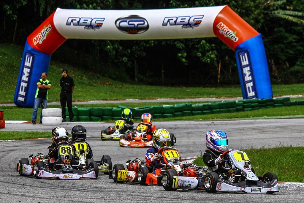 Photo of Kart – Em final de semana de velocidade Light realizou sua nona etapa