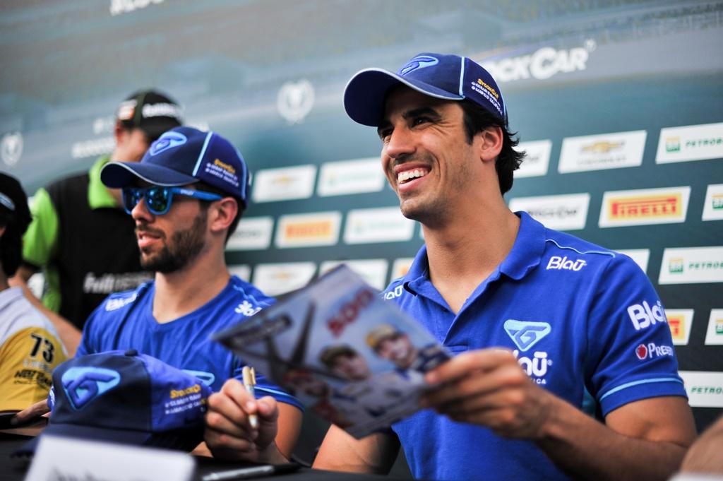 Photo of Stock Car – Pilotos da Blau Motorsport agitam Goiânia na véspera da penúltima etapa de  2017