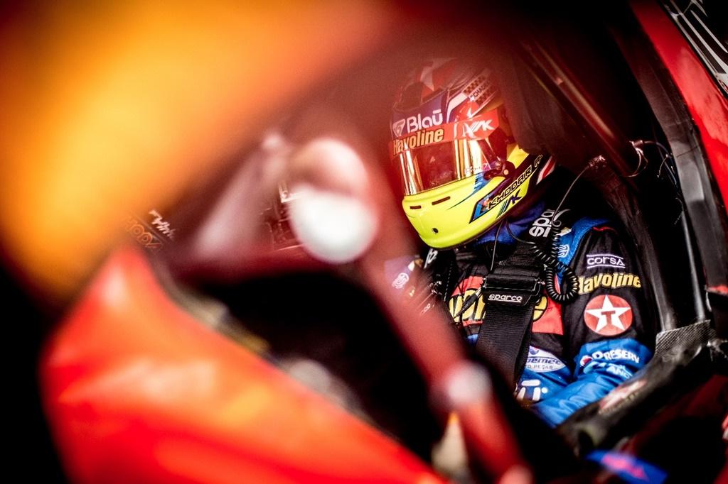 Photo of Stock Car – Allam Khodair salva pontos após acidente na largada da Goiânia 500