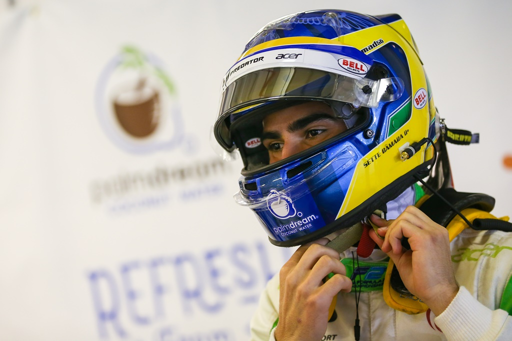 Photo of F2 – Sette Câmara assina com a Carlin para temporada 2018