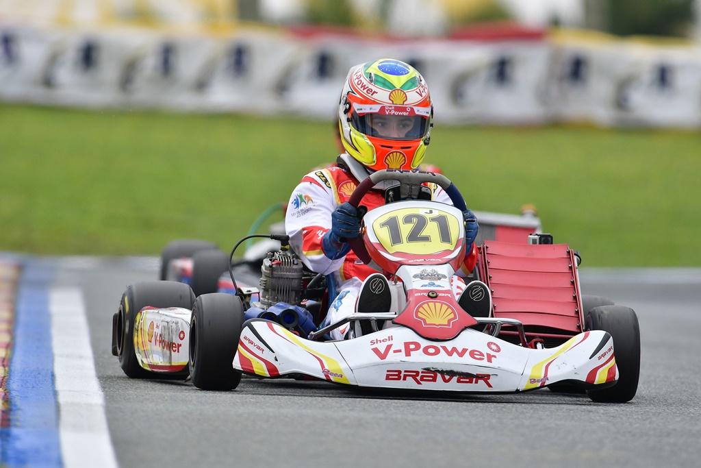 Photo of Kart – Academia Shell Racing espera manter a liderança na Copa SP Light de Kart