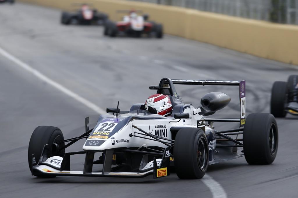 Photo of Fórmula 3 – Pedro Piquet compete pela segunda vez no tradicional Grande Prêmio de Macau de Fórmula 3