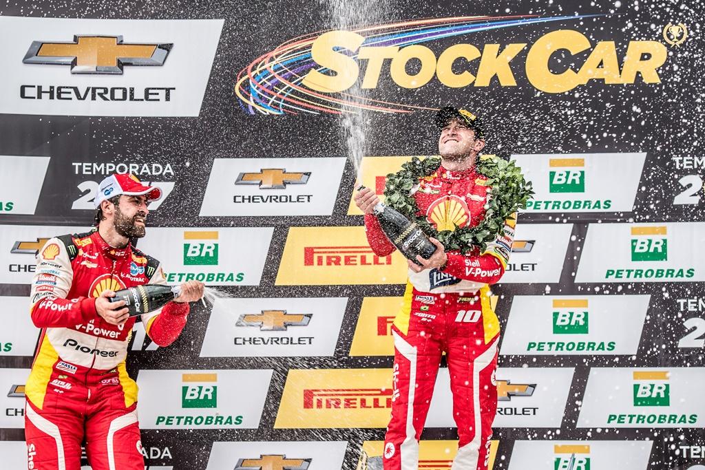 Photo of Stock Car – Shell Racing disputa corrida decisiva em pista que teve dobradinha do time na abertura da temporada