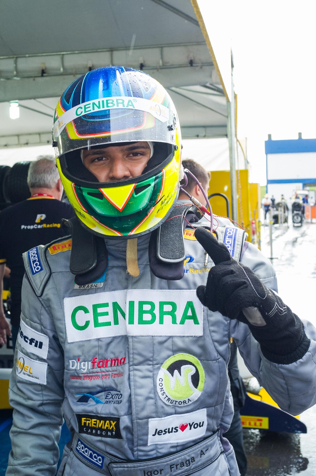 Photo of Formula 3 – Igor Fraga marca a pole position e fica mais perto do título da F3 Academy