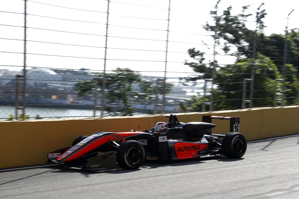 Photo of F3 – Em corrida agitada, Pedro Piquet completa o Grande Prêmio de Macau na sexta colocação