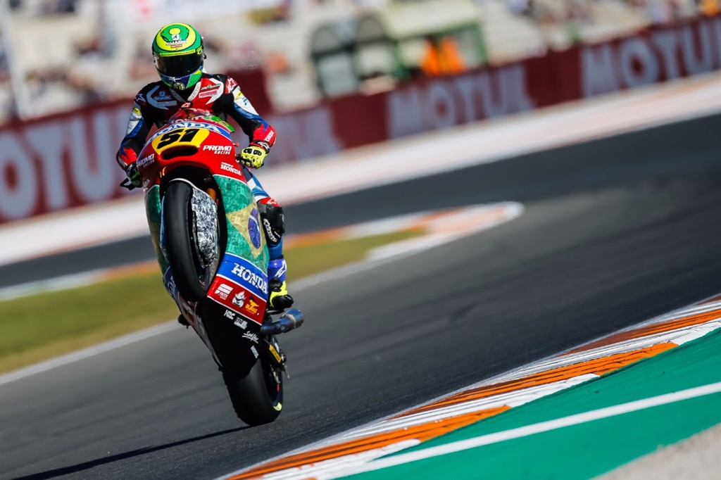 Photo of Moto2 – Eric Granado na Motovelocidade
