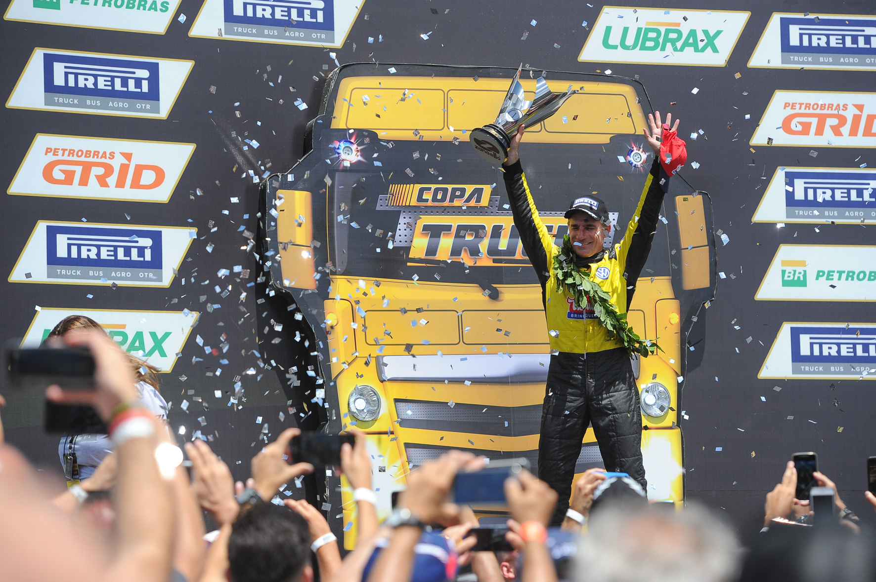 Photo of Copa Truck – Giaffone é o grande campeão de 2017