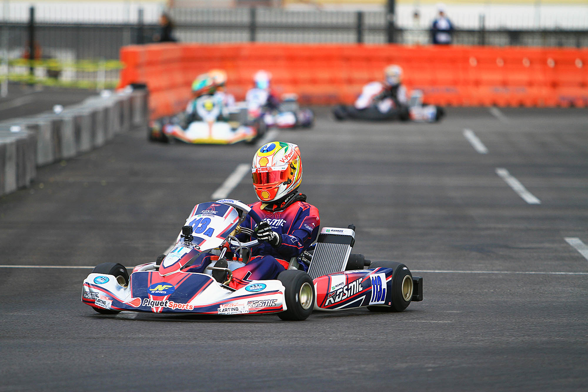 Photo of Kart – NF Piquet Sports abre temporada de 2018 com boa expectativa na Florida