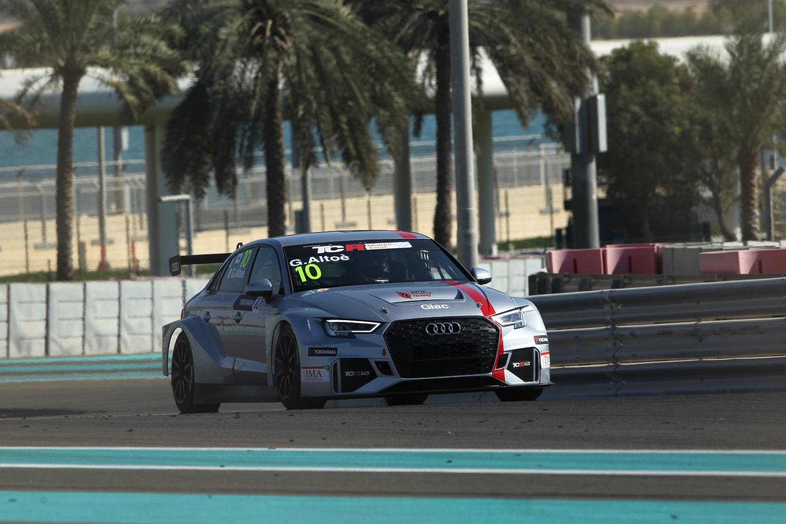 Photo of TCRSeries – Circuito de Yas Marina, Abu Dhabi – 19/20 Janeiro 2018