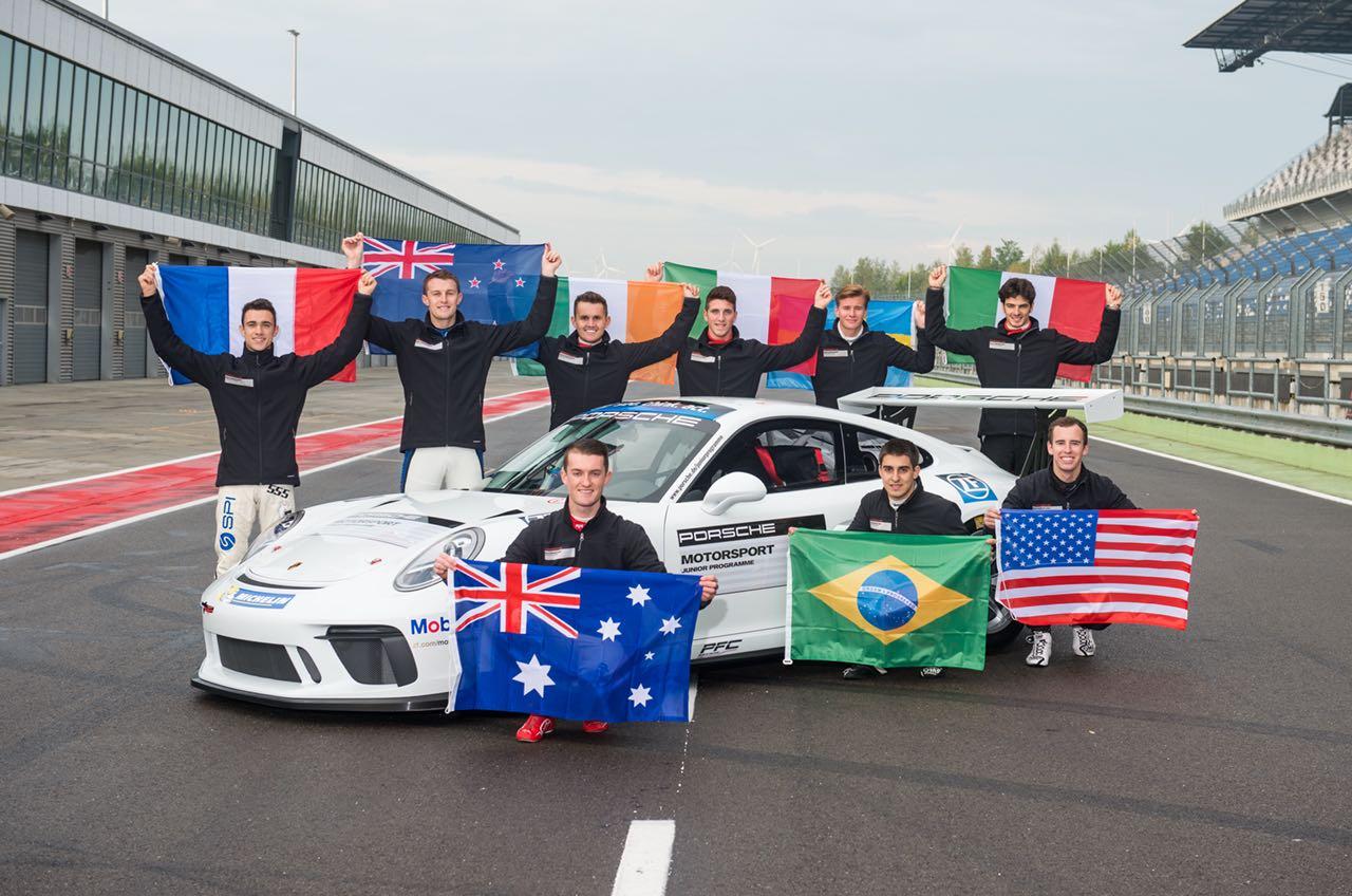 Photo of Porsche Cup – Tera distribuir R$ 780 mil em bolsas para jovens pilotos