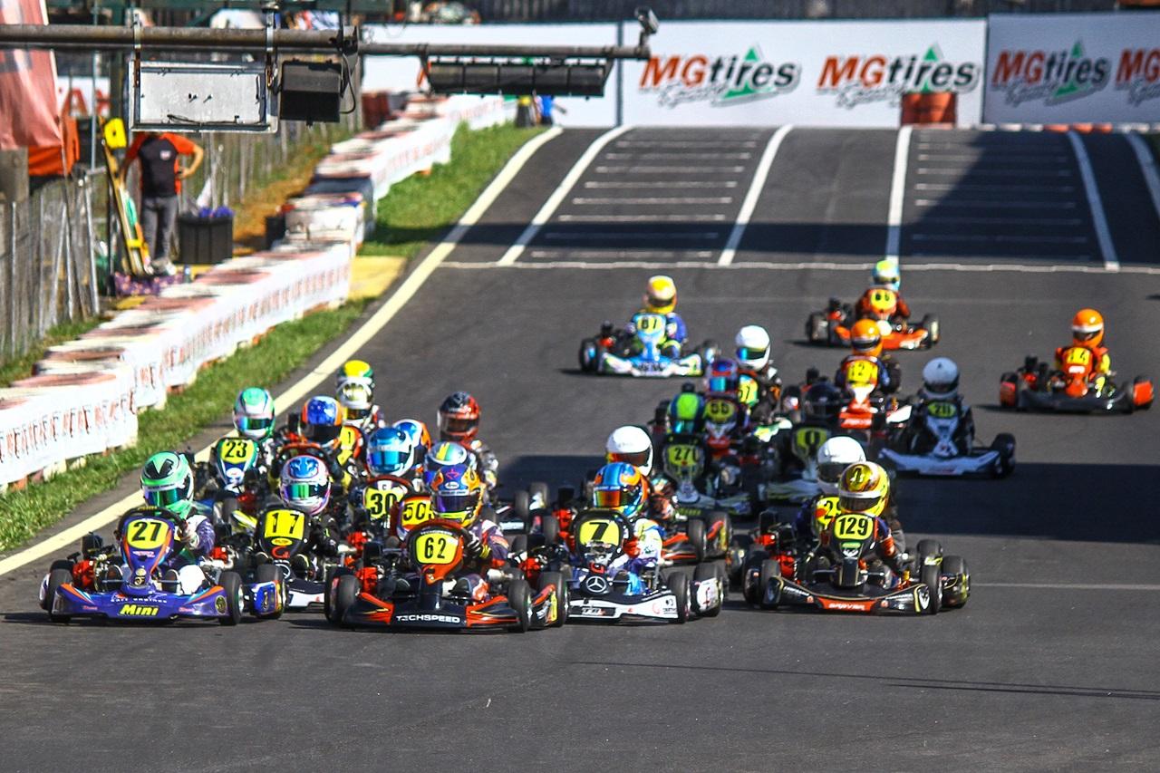 Photo of Kart – Copa São Paulo de Kart Granja Viana abre a temporada 2018 com 35 baterias no final de semana