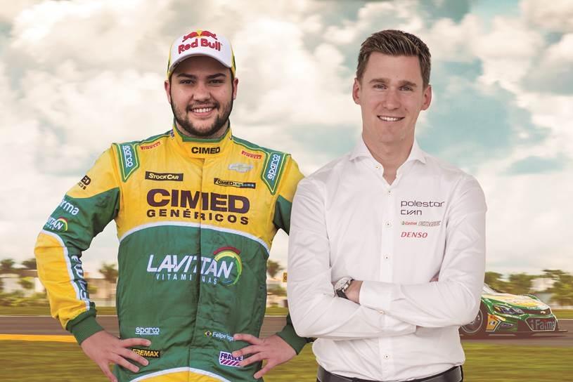 Photo of Stock Car – Maior personagem da Corrida de Duplas, Felipe Fraga terá dupla inédita com o holandês Nick Catsburg