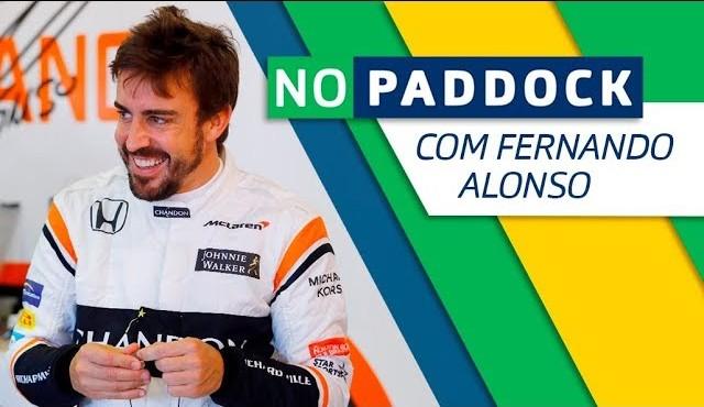 Photo of F1 – Em entrevista ao Senna TV, Fernando Alonso revela inspiração em Ayrton Senna