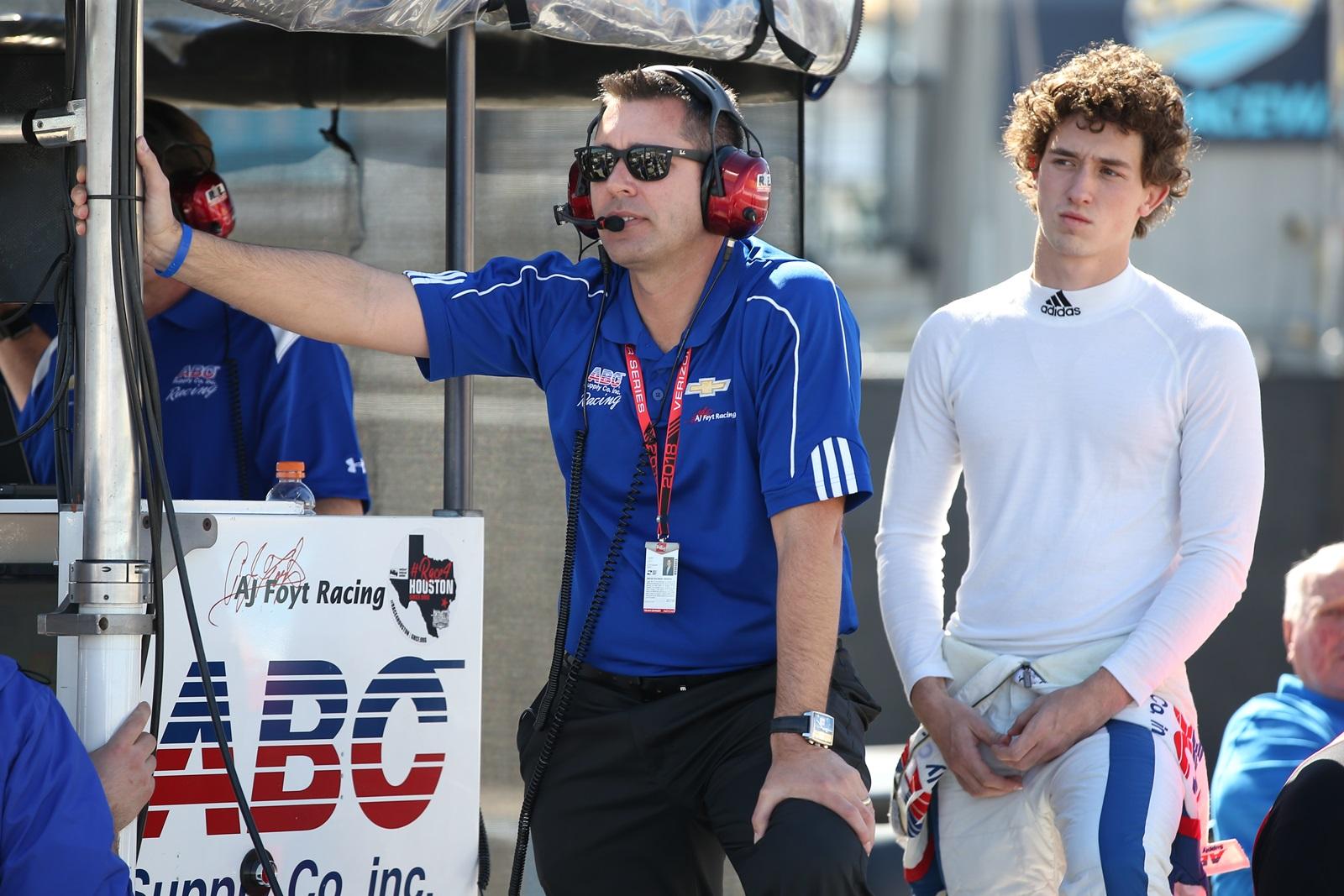 Photo of Indy – Matheus Leist segue impressionando na pré-temporada, garantindo top-5 junto com campeões da Indy