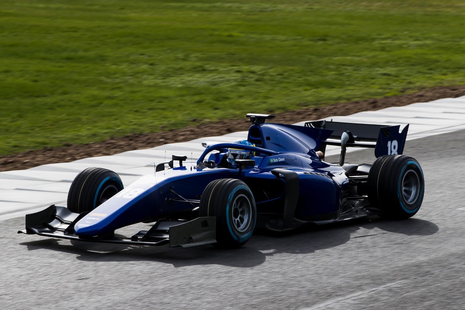 Photo of F2 – Sérgio Sette Câmara testou o F2 2018 pela primeira vez