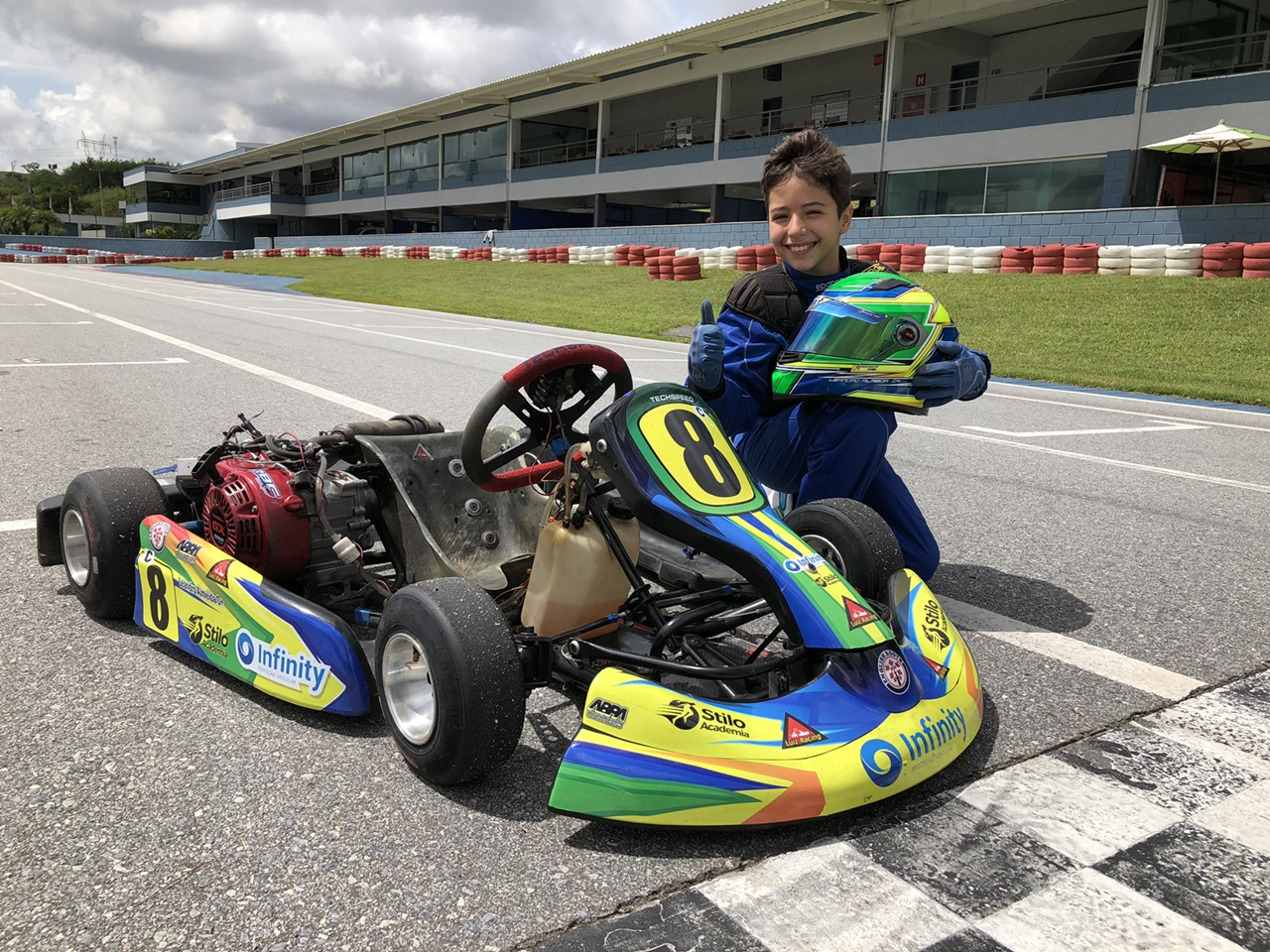 Photo of Kart – Leandro Almeida disputará sua primeira corrida de 2018