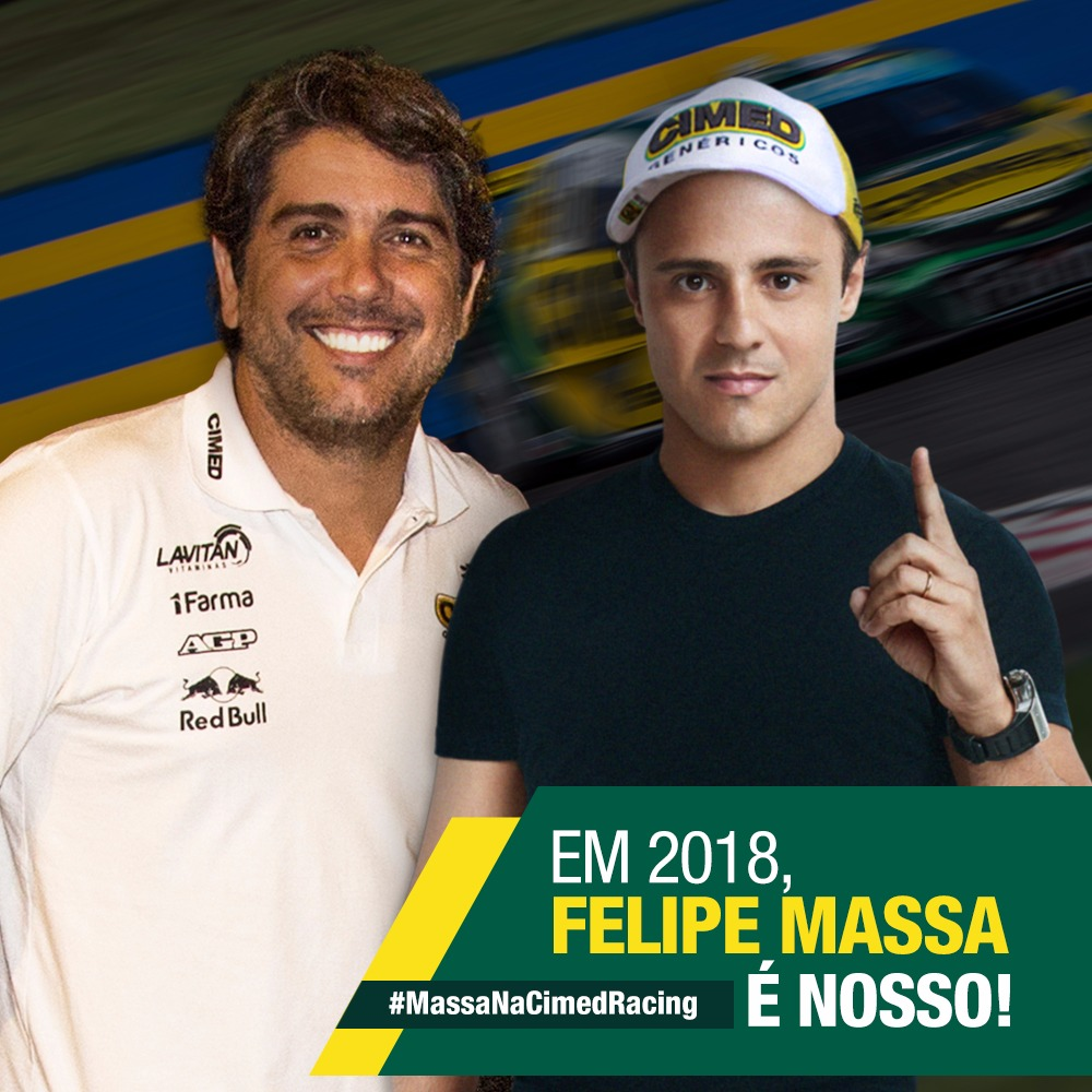 Photo of Stock Car – Felipe Massa fala sobre sua primeira corrida pós-F-1 com Cacá Bueno na Cimed Racing
