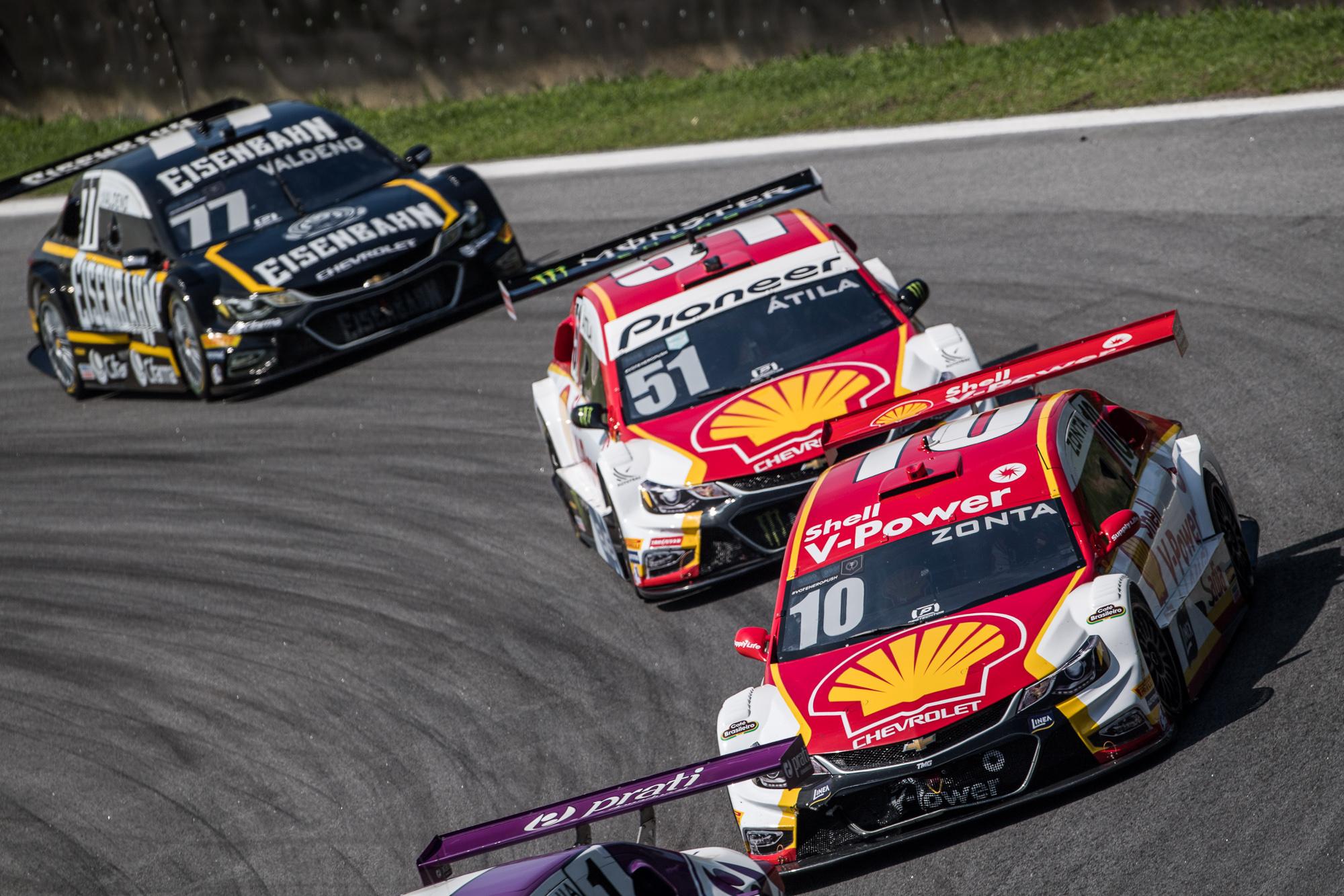 Photo of Stock Car – Shell Racing terá Mark Winterbottom e Laurens Vanthoor na Corrida de Duplas