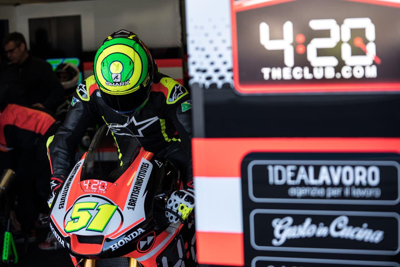 Photo of Moto2 – Fim de testes para Moto2 em Jerez de La Frontera