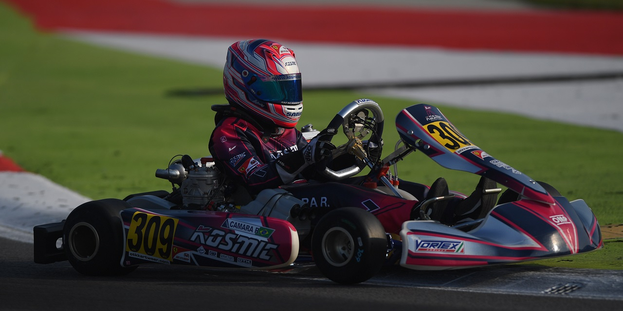 Photo of Kart – Rafael Câmara disputará a segunda etapa do WSK Master Series na Itália neste fim de semana