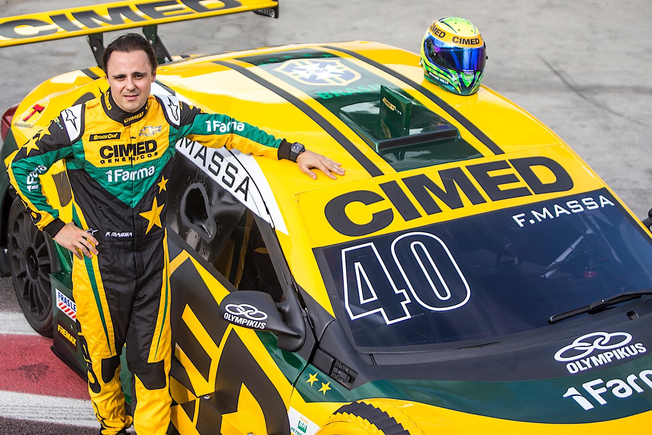 Photo of Stock Car – Felipe Massa fará  estreia ao lado de Cacá Bueno em prova com formato inédito em Interlagos