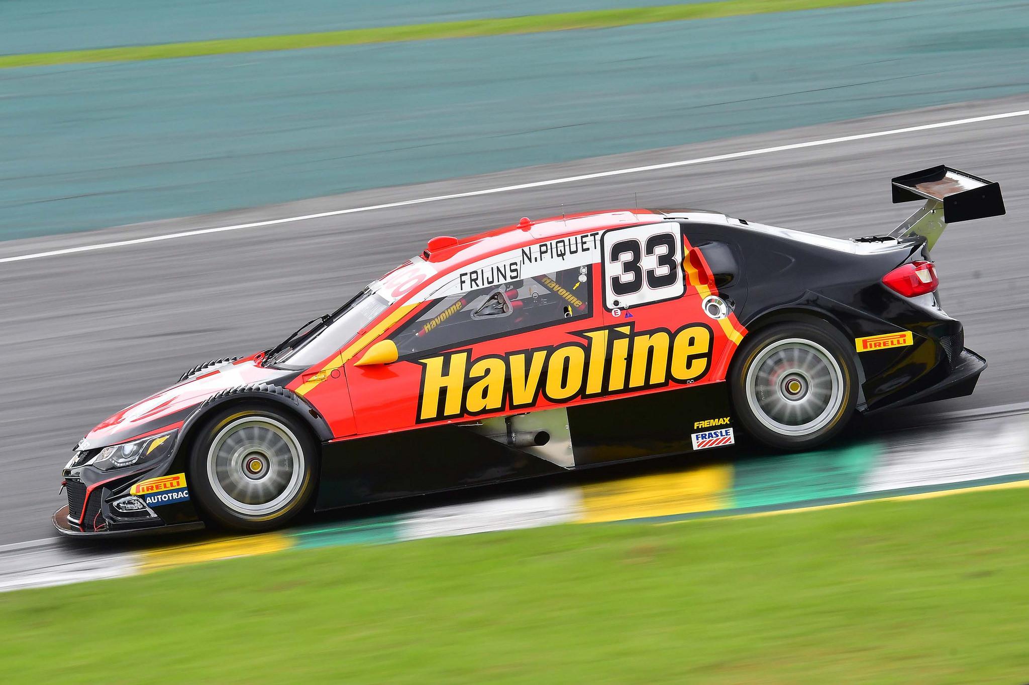 Photo of Stock Car – Piquet crava melhor tempo na manhã de treinos em Interlagos