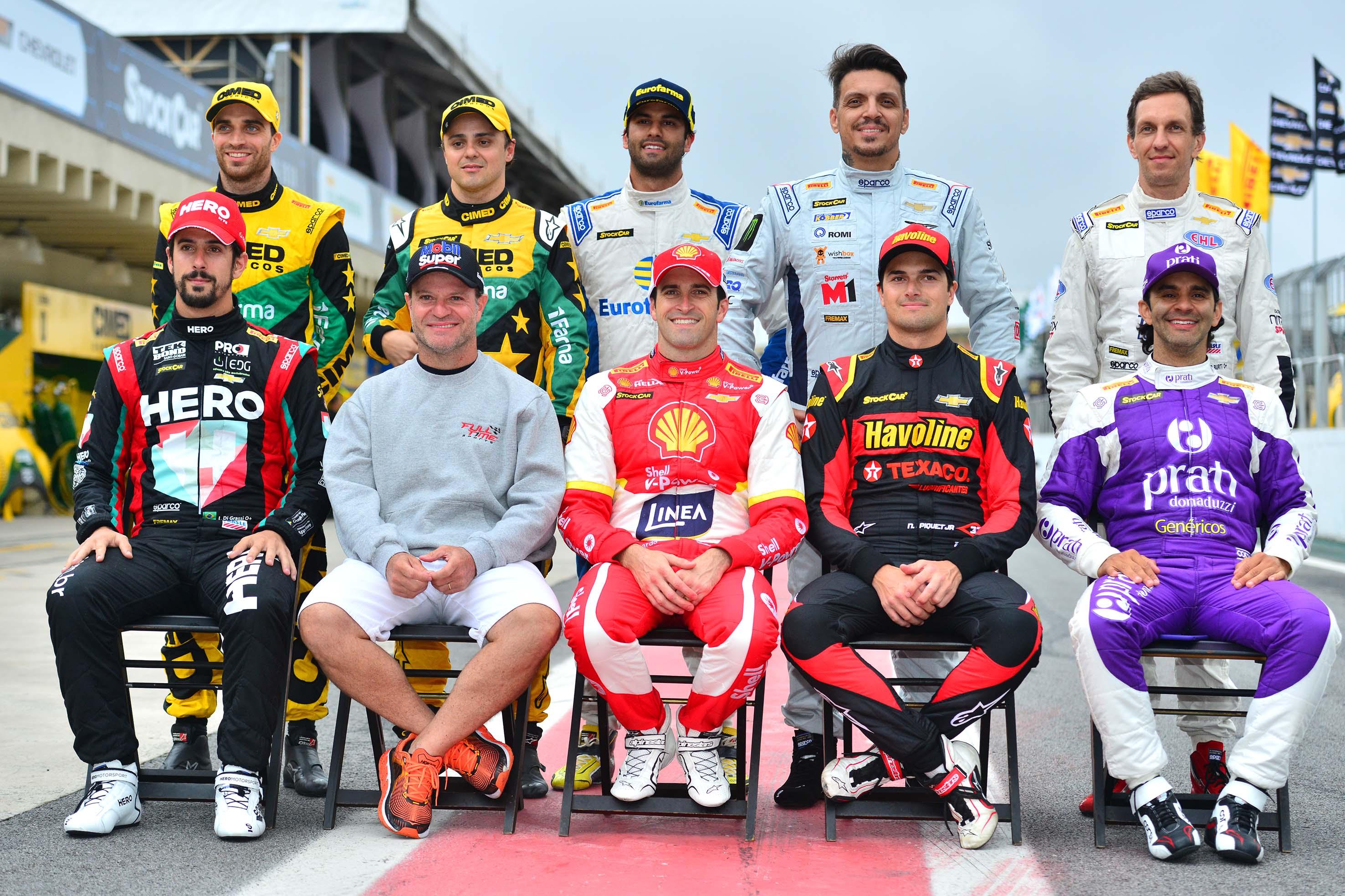 Photo of Stock Car – Campeões mundiais, Zonta e Vanthoor fecham o dia na frente em Interlagos