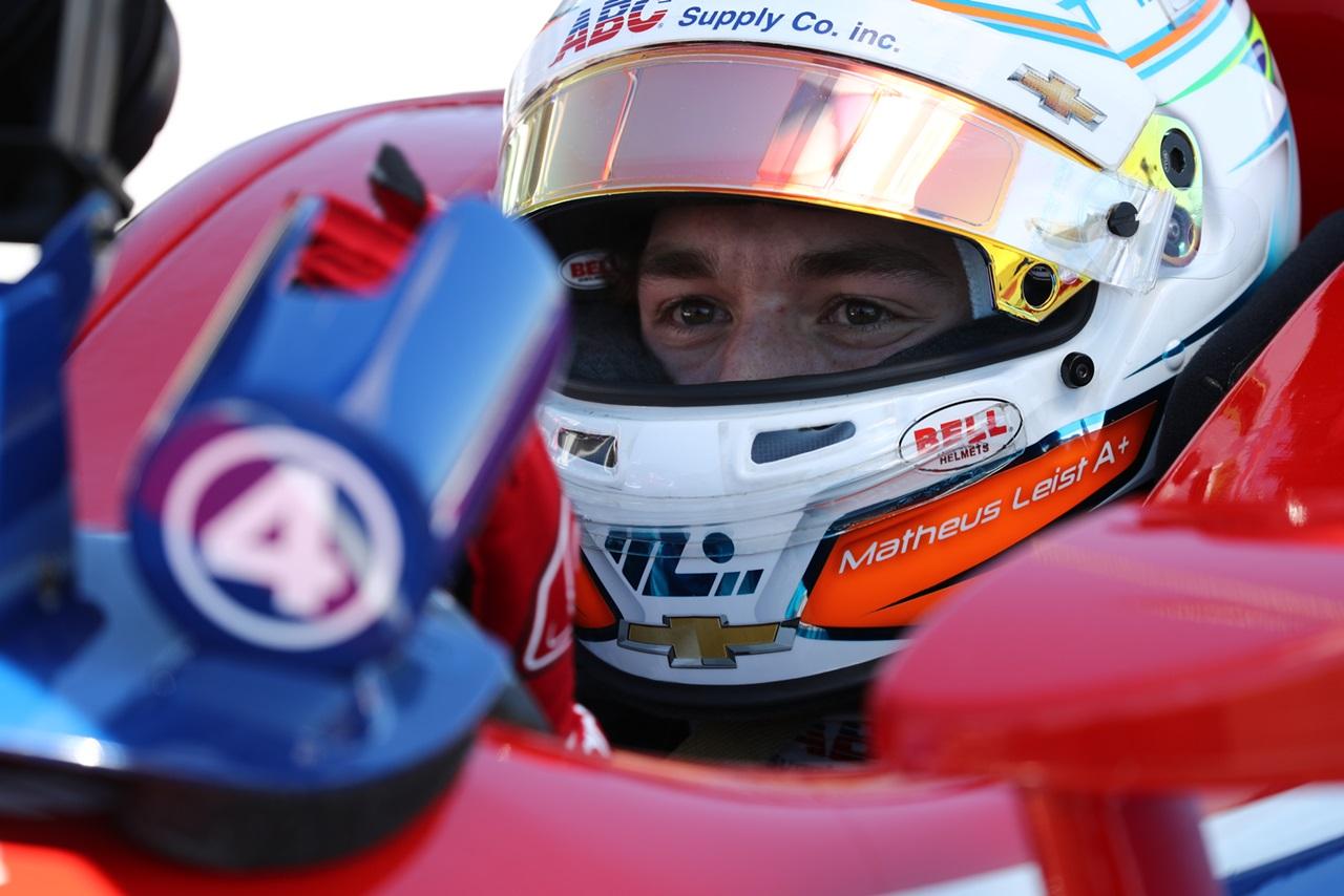 Photo of Indy Car – Matheus Leist prevê corrida mais desafiadora da carreira amanhã em Phoenix