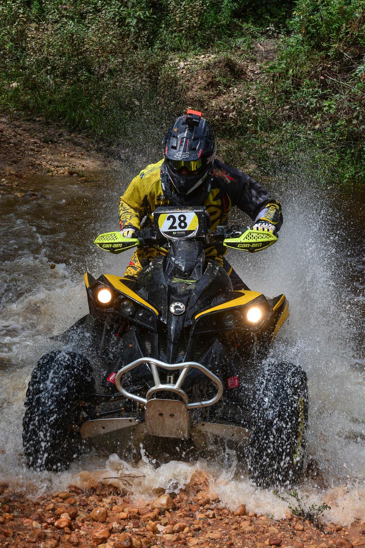Photo of Rally Minas Brasil – Geison Belmont garante a primeira colocação entre os quadriciclos neste sábado