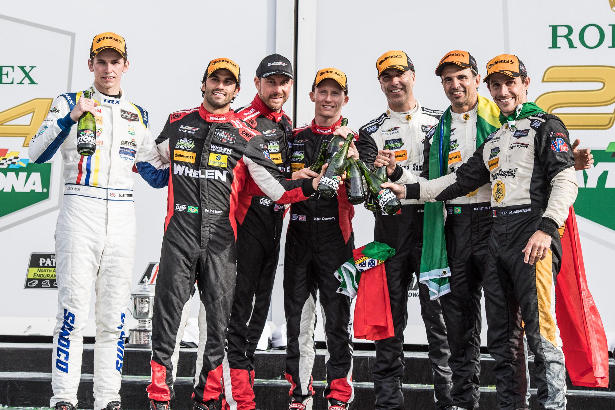 Photo of IMSA – Após dobradinha nas 24 Horas de Daytona, Action Express Racing quer repetir triunfo em Sebring