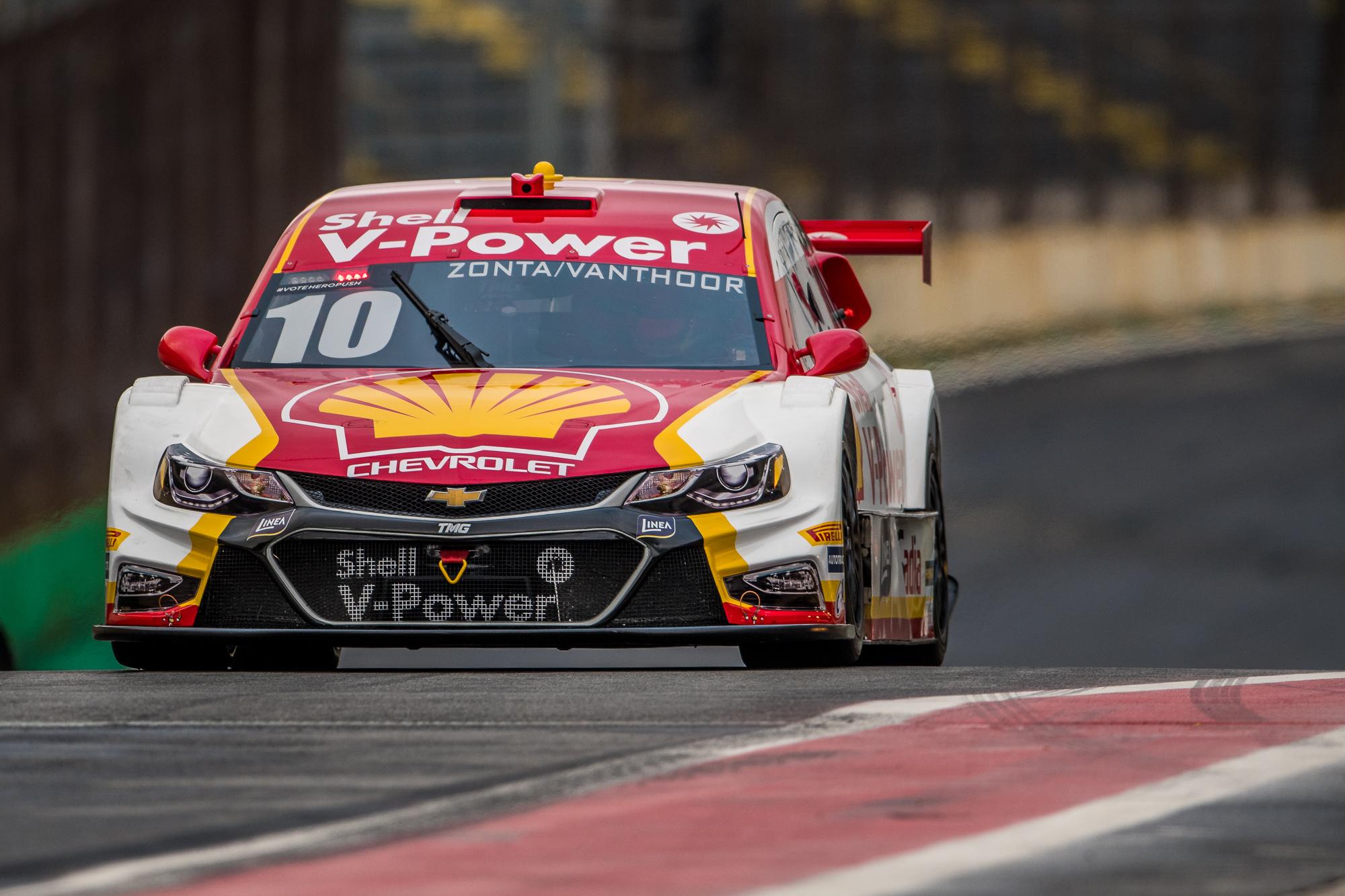 Photo of Stock Car – Shell V-Power lidera novamente com o carro # 10 e coloca o # 51 em quarto em Interlagos
