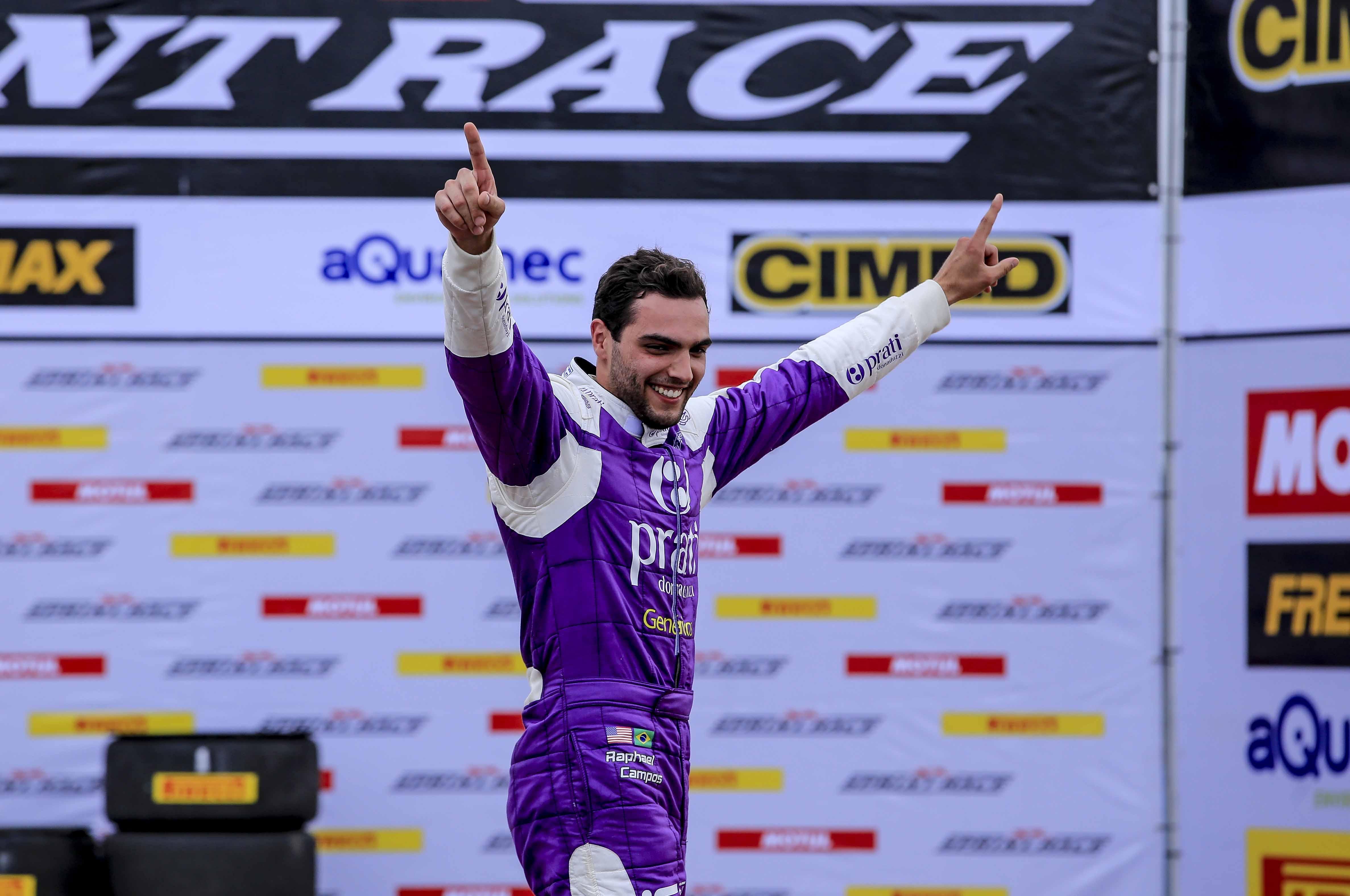 Photo of Sprint Race – Rapha Campos (PRO) e Cassio Cortes (GP) vencem a segunda corrida na abertura