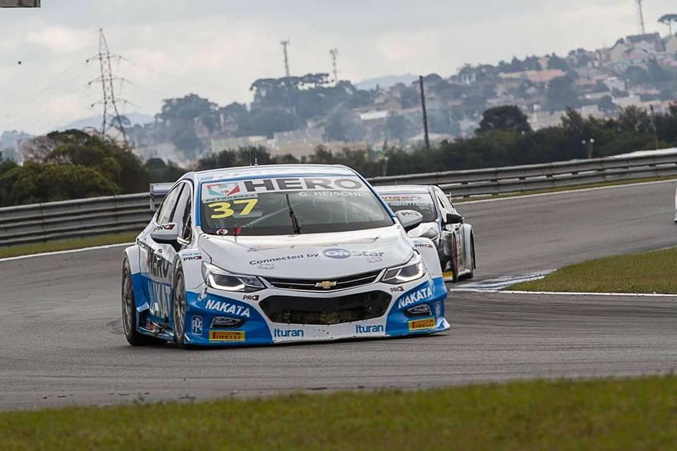 Photo of Brasileiro de Marcas – Guilherme Reischl estreia encantado com carro e categoria