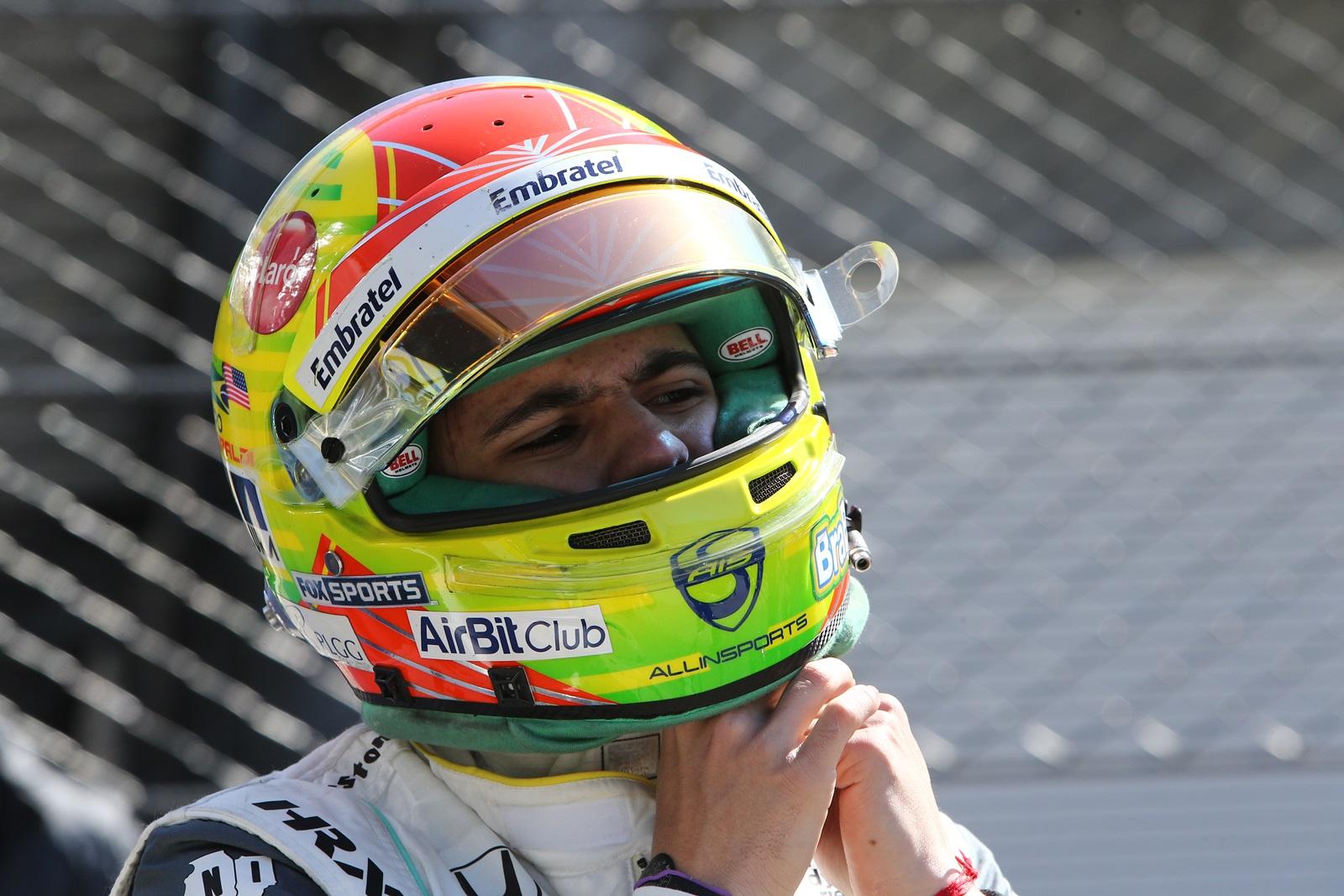 Photo of Indy Car – Pietro Fittipaldi estreia na Indy em Phoenix no seu primeiro grande desafio de 2018