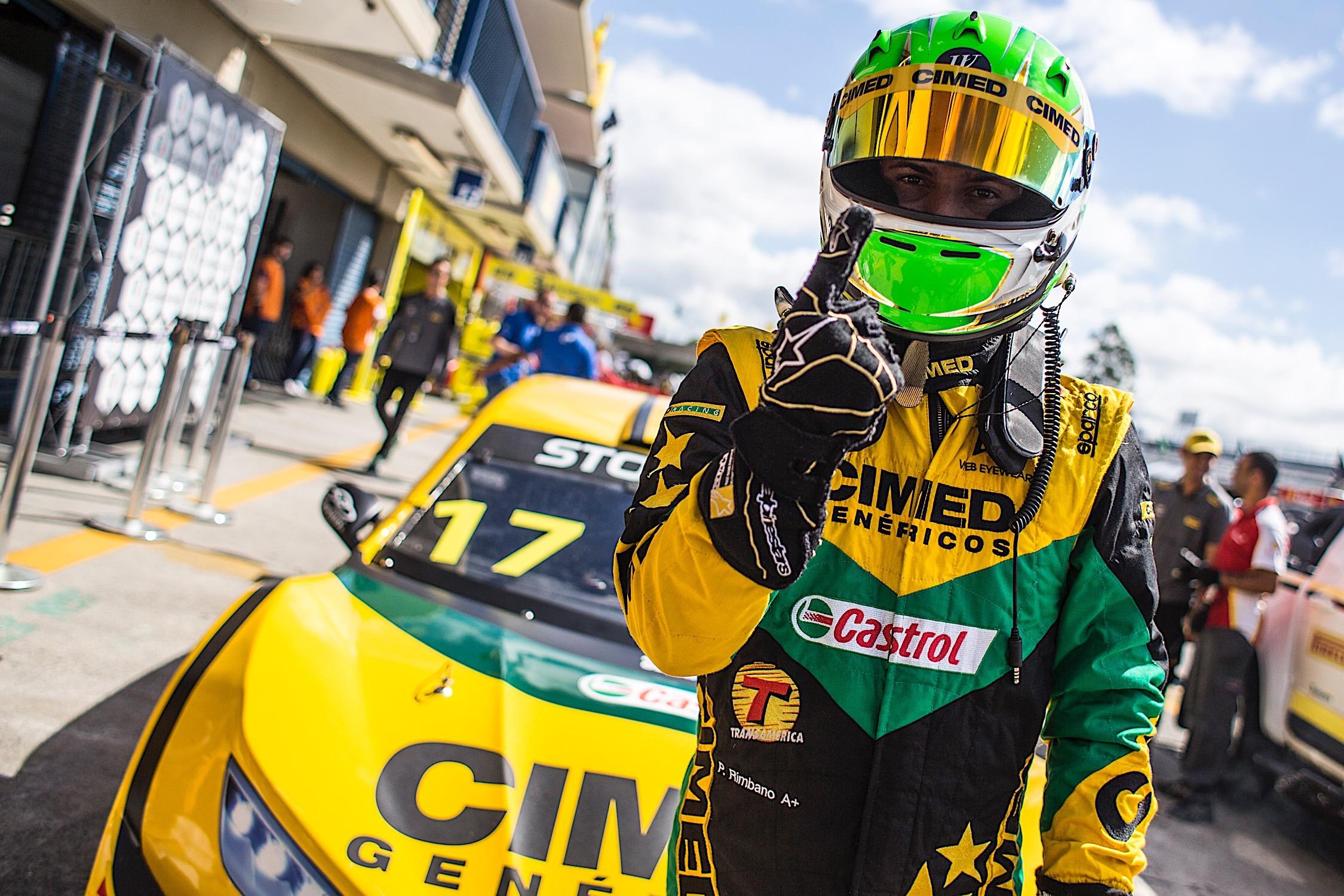 Photo of Stock Ligth – Pietro Rimbano é o pole position em Curitiba (PR)